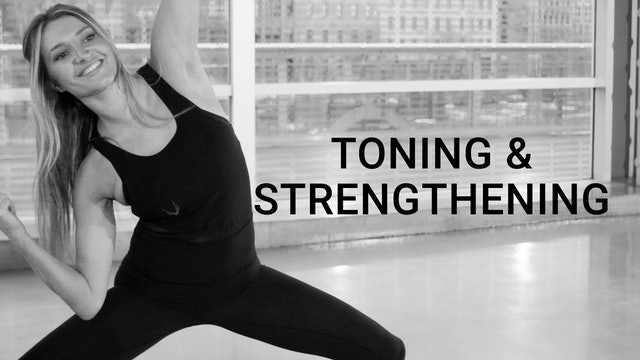 Toning & Strengthening
