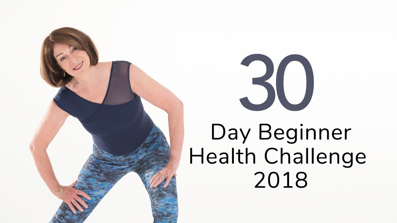 Beginner 30 Day Health Challenge 2018
