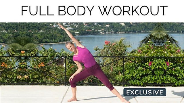 Full Body Workout with Jenny Bertrand