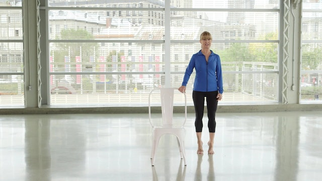 Stretch: Psoas, IT & Hips with Miranda Esmonde-White