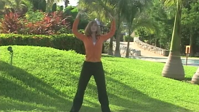 Express Poolside Garden Workout with Miranda Esmonde-White