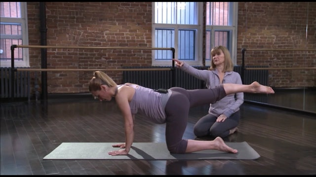 Workout 2: Floor Exercises with Miranda Esmonde-White