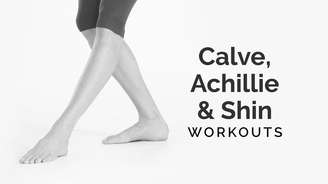 Calves, Achilles & Shins