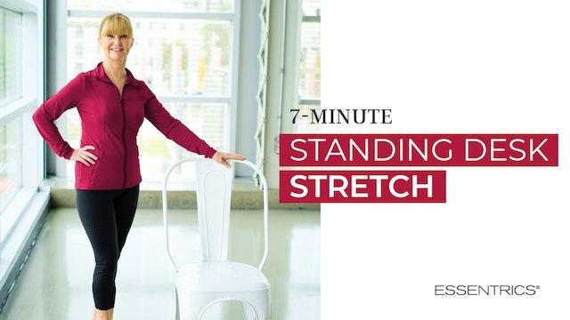 7 MIN Standing Desk Stretch with Miranda Esmonde-White
