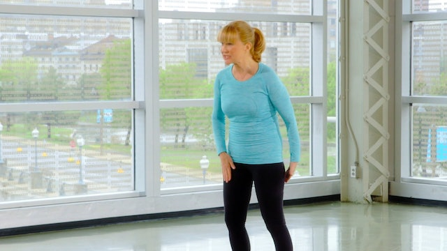 How to Stand with Proper Posture with Miranda Esmonde-White