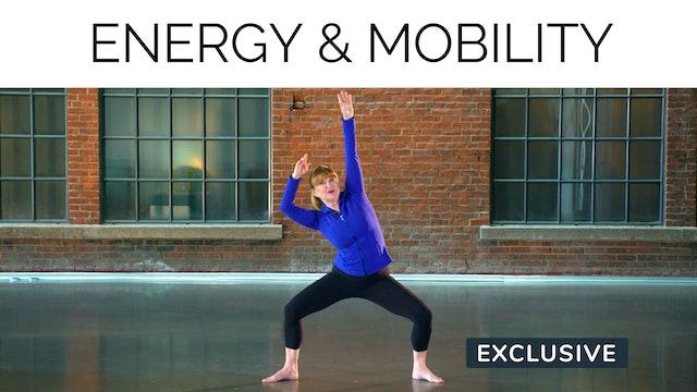 NEW 50s Workout: Increase your Energy & Mobility with Miranda Esmonde-White