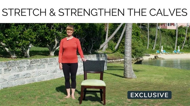 Season 13 Ep.01 Stretch & Strengthen The Calves