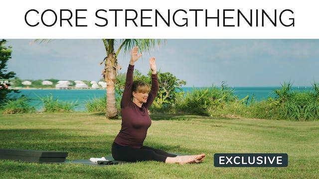 Season 13 Ep.12: Core Strengthening