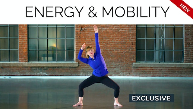 NEW 50s Workout: Increase your Energy & Mobility with Miranda Esmonde-White