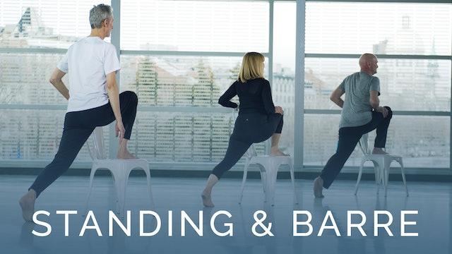 Standing & Barre