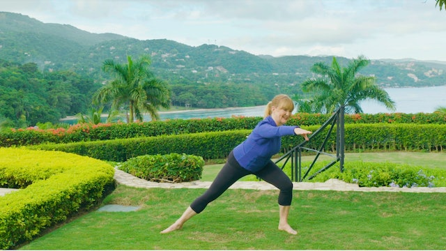 Full Body Stretching with Miranda Esmonde-White