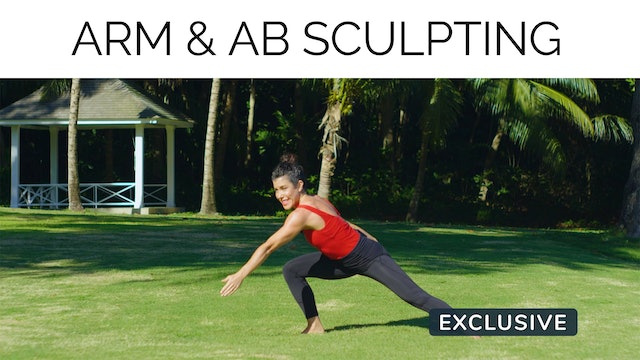 Arm & Ab Sculpting with Meg Feeney