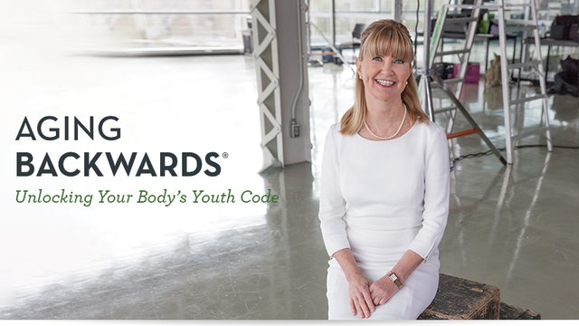 Aging Backwards with Miranda Esmonde-White