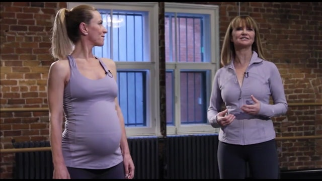 Workout 1: Standing Exercises with Miranda Esmond-White