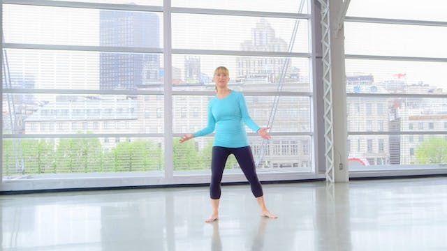 Mobility with Miranda Esmonde-White