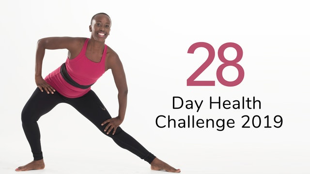 Regular 28 Day Health Challenge 2019