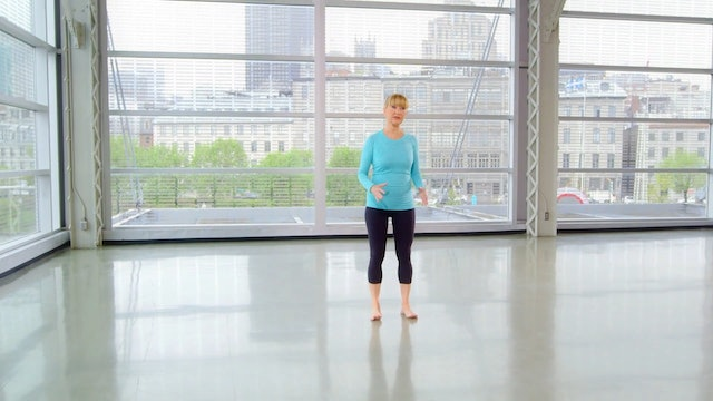 How to Stand Correctly on Your Feet with Miranda Esmonde-White
