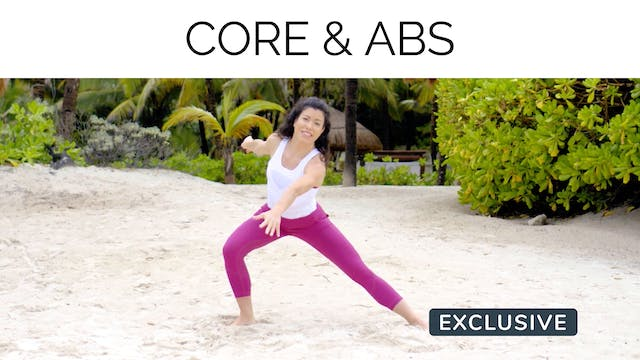 Core & Abs with Meg Feeney