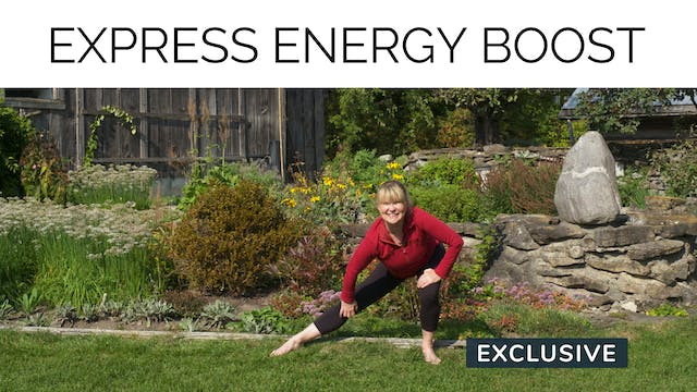 Express Energy Boost with Miranda Esm...