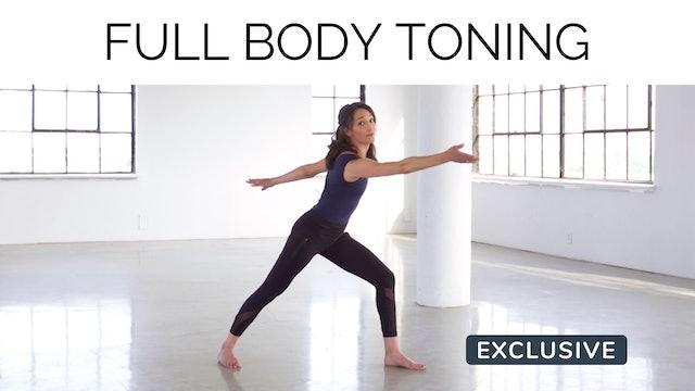 Full Body Toning with Alexa Leon