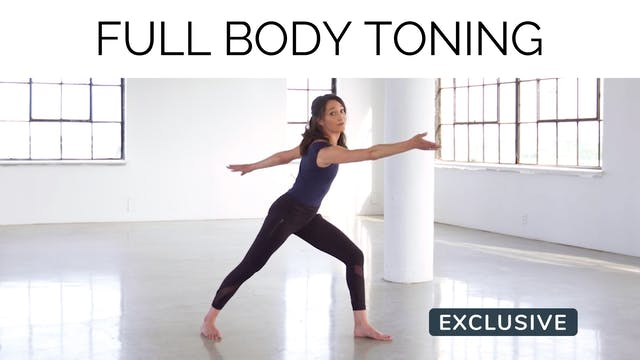 Full Body Toning with Alexa Leon