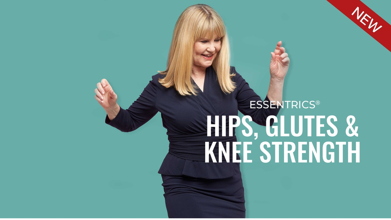 Hips, Glutes & Knee Strength