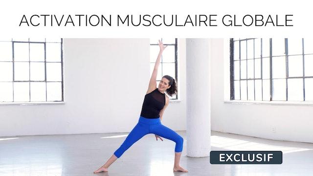 Activation Musculaire Globale avec Marlène Hasbani