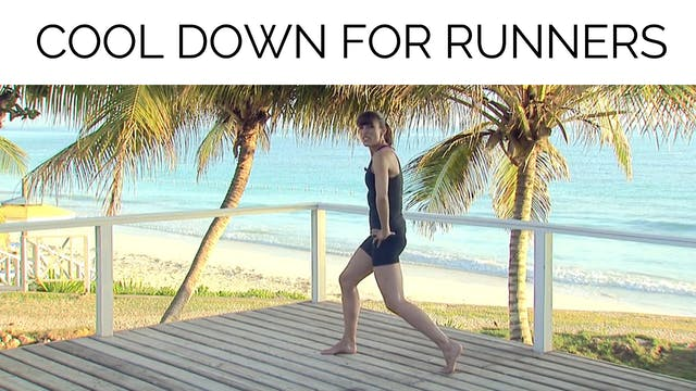 Conditioning for Runners: Cool Down F...