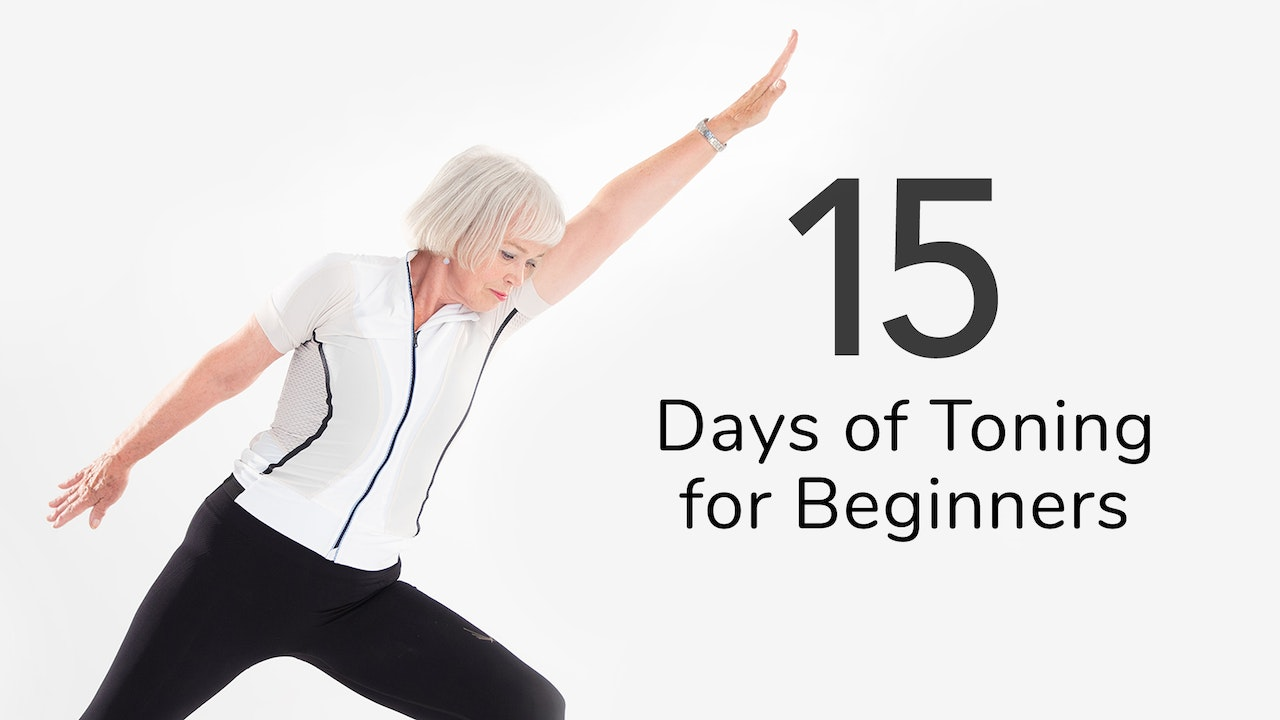 15 Days of Toning for Beginners