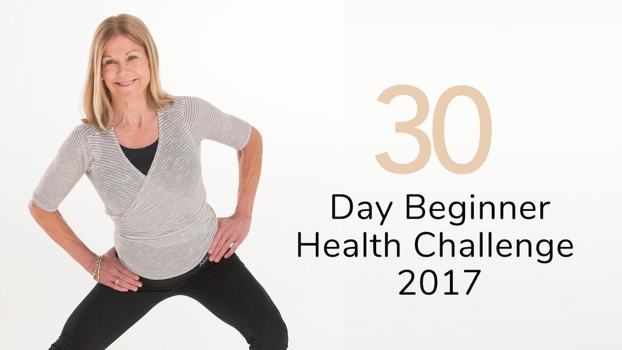 Beginner 30 Day Challenge 2017