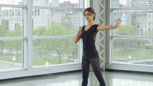 How to Tone Your Muscles with Sahra Esmonde-White