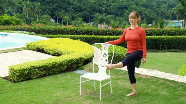 Day 19: Hip & Knee Strengthening with Miranda Esmonde-White
