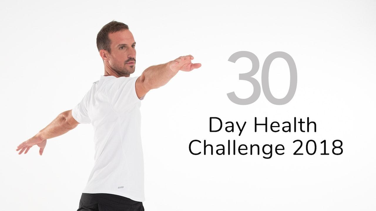 30 Day Health Challenge 2018