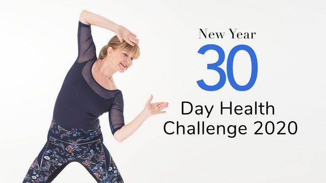 New Year 30-Day Health Challenge 2020