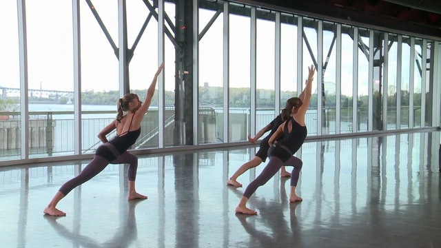Strength: Core & Legs with Sahra Esmonde-White