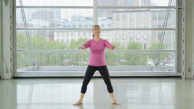 Renforcer les os avec Miranda Esmonde-White