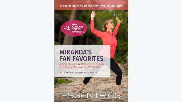 Miranda's Fan Favorites DVD