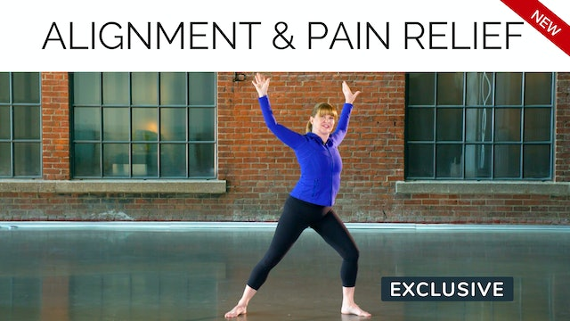 NEW 60s Workout: Alignment & Pain Relief with Miranda Esmonde-White