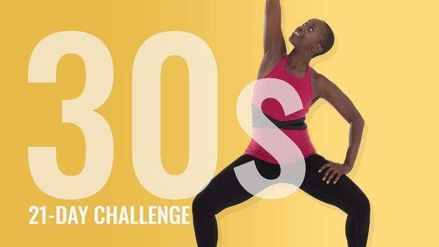 Download Your 30s 21-Day Challenge Schedule