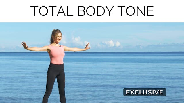 Total Body Tone with Gail Garceau