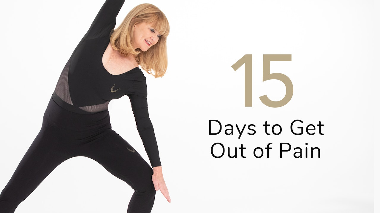 15 Days to Get Out of Pain