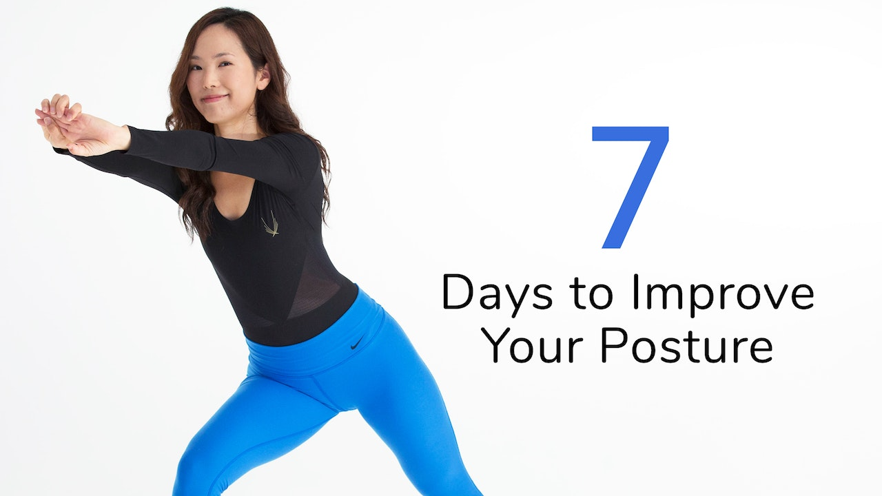 7 Days to Improve your Posture