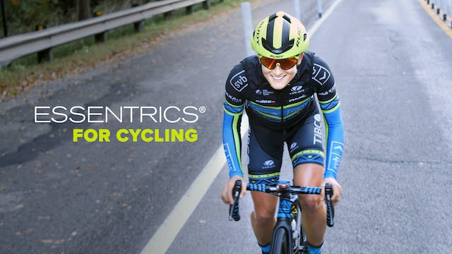 Essentrics for Cycling with Lex Albrecht