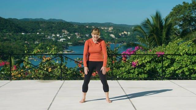 Day 29: Toning Legs & Hips