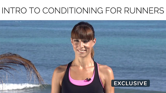 Intro to Conditioning for Runners with Danielle de Wildt