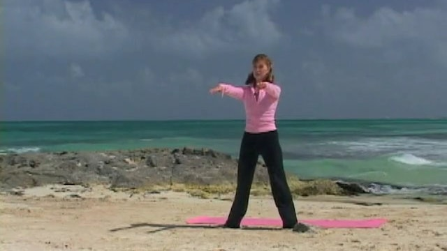Stress Release Exercises with Miranda Esmonde-White