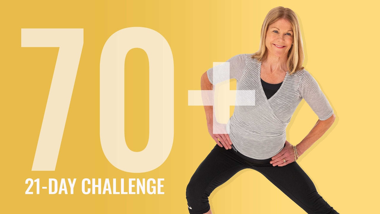 70+: Increase & Maintain Your Range of Motion