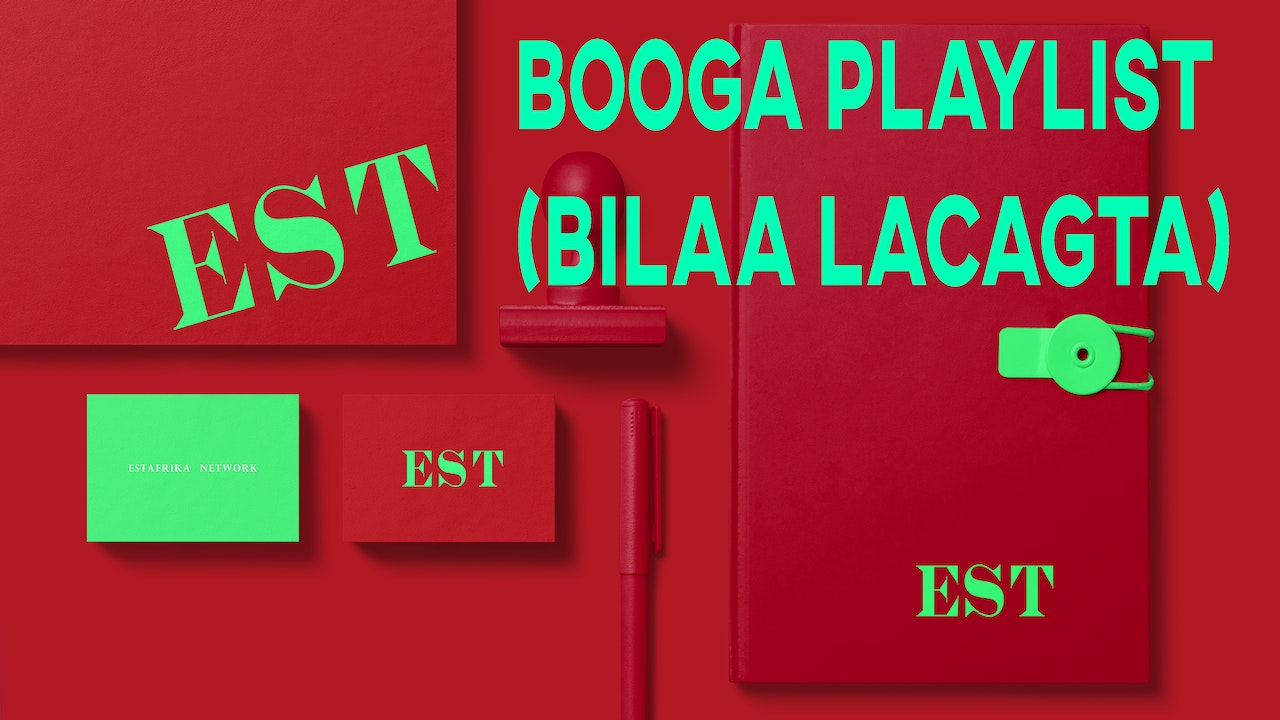 Booga Playlist