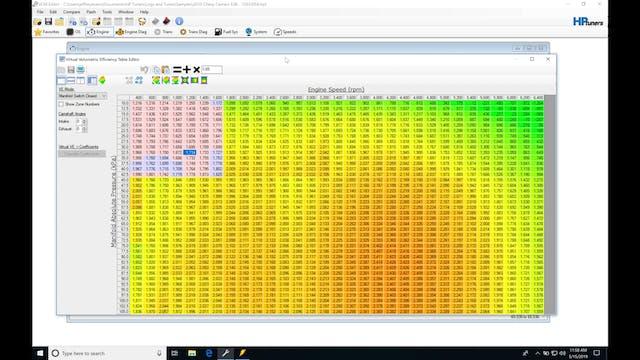 HP Tuners GM Gen 4 Training Part 17: VCM Scanner & Virtual