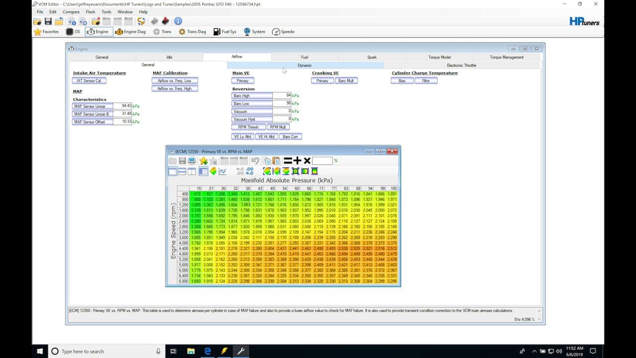 HP Tuners GM Gen 4 Training Part 24: Transient Fuel - HP